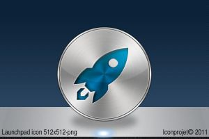 Launchpad icon by Macuser64