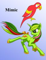 Mimic Isolated by Starbat
