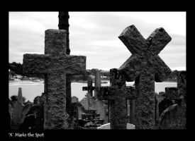 'X' Marks the Spot by unclejuice