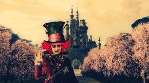 Mad Hatter by parthpandya89
