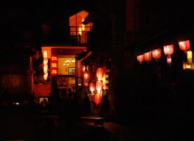 Dali night markets - 1 by wildplaces
