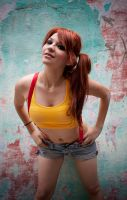 Poke girl: Misty III by sirenamezzo