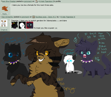HOLLY COW ZESTY OVERLOAD - Dare #16  by X-Ask-Tigerstar-X
