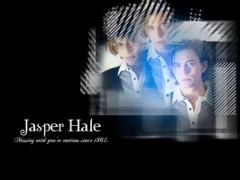 Jasper Hale by 3amdreams