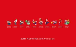 Mario Bros 25th Anniversary 3 by AstroBoy122