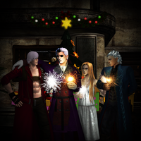 DMC New Year by Taitiii