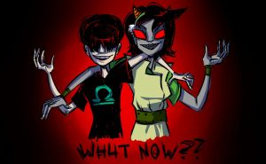 WH4T NOW by m-z-k