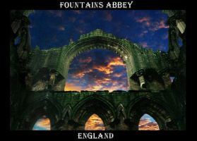 Fountains Abbey by AG88