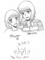 Ramona and Beezus by camicuti97