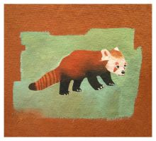 AZ_Red Panda by Duffzilla