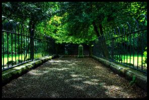 Hall Leys Park by Megglles