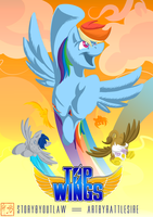 MLP: Top Wings - Chapter 10 by outlaw4rc