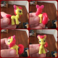( MLP ) Busy Books Apple Bloom Toy by KrazyKari