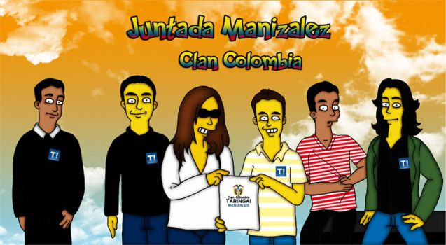 Juntada Manizales by orl-graphics