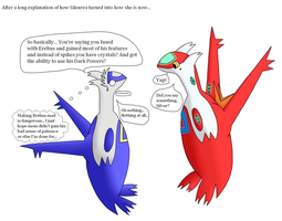 Old entry for mom's contest by Latias4ever