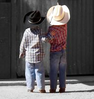 The little Cowboys Count by TheSuicidalChoice
