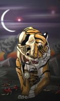 The Tiger of Time by Lethinia