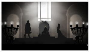 Lannister familly by Beatrix-soleneg