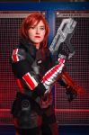 Mass Effect - Commander Shepard by xPandorae