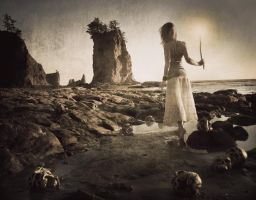 Screaming Skull Passage by SmokyPixel