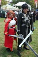 Sword Art Online by Witch-Hunter-87