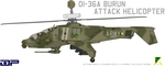 OI-36A Burun Attack Helicopter by AC710N87