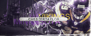 Chester Taylor signature by iRedGfx
