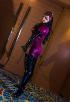 Catwoman 31 by Insane-Pencil