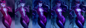 Widowmaker - process by chirun