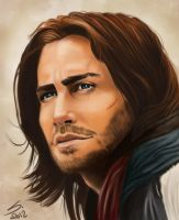 Prince of Persia: Colored by Noosha77