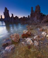 Crown of Tufa by coulombic