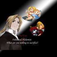 fullmetal alchemist by thecrowsservant