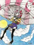 flying adventure (colored) by yagami246