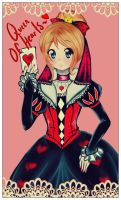 My Queen Of Heart by mangaka-sora-chan