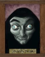 Marty Feldman by markdraws