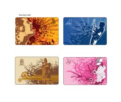 Hotel Keycards by sidath