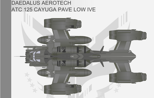 ATC-125J Cayuga Pave Low IVE New WIP by Jon-Michael-May