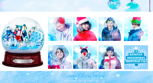 Christmas Tale with a Bangtan Boys by MeltSoul