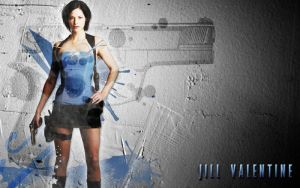 Jill Valentine Wallpaper by the-crayon-ninja