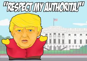 Respect my authorita by CultCreations