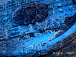 Sewer Lid by JLouWho