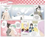 Pink Lovers 27 -S3- VxB doujin by nenee