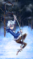 + Just Jack Frost + by Koyo-Adorkabowl