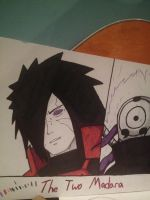 The two Madara by TheDarkSoulsElitist