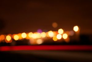 night focal blur by kevisbrill