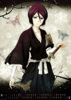 Kuchiki Rukia 2012 by captaingrimmjow