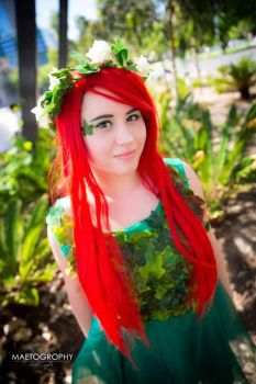 The name's Ivy. Poison Ivy by HetaliaGirl24601