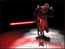 General Grievous by apach3