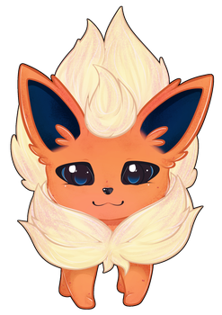 Flareon by ladny