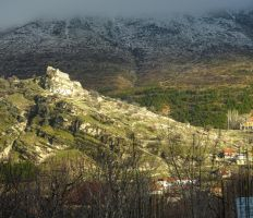Castle HDR Test by FarukAytekin